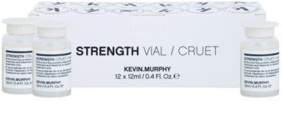 Kevin Murphy Strength Vial ampola regenerativa para cabeloseco, danificado e quimicamente tratado