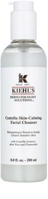 Kiehl's Dermatologist Solutions очищуючий гель для чутливої шкіри