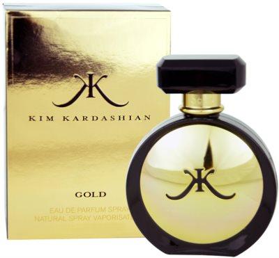 Kim Kardashian Gold woda perfumowana dla kobiet