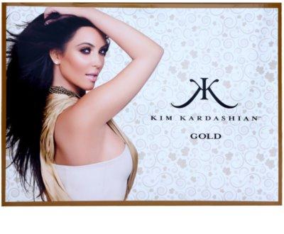 Kim Kardashian Gold dárková sada 2