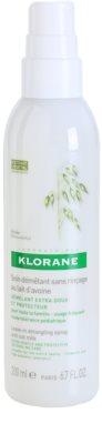Klorane Avoine bezoplachový sprej pro snadné rozčesání vlasů 1