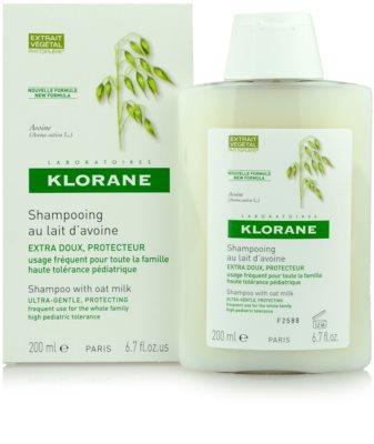 Klorane Avoine šampon pro časté mytí vlasů 1