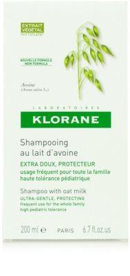 Klorane Avoine šampon pro časté mytí vlasů 2