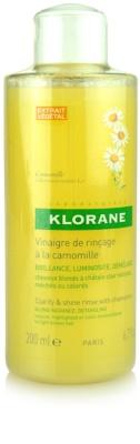 Klorane Camomille tratament pentru par blond