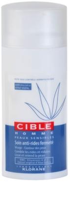 Klorane Cible Homme feszesítő ápolás a ráncok ellen