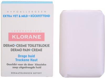 Klorane Dermo Pain Creme mydło do skóry suchej