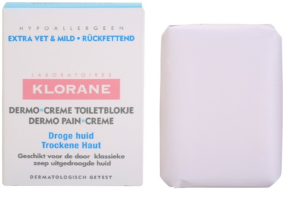 Klorane Dermo Pain Creme mydlo pre suchú pokožku