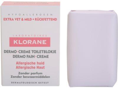 Klorane Dermo Pain Creme mýdlo pro alergickou pokožku