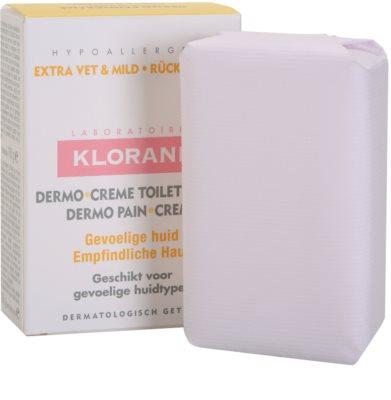 Klorane Dermo Pain Creme szappan a finom és sima bőrért 1