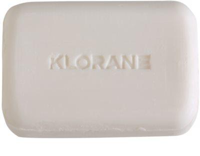 Klorane Dermo Pain Creme jabón para dejar la piel suave y lisa 2