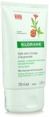 Klorane Grenade balsam  (nu necesita clatire) pentru par vopsit 1