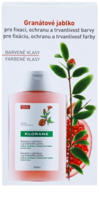 Klorane Grenade champú para cabello teñido 2