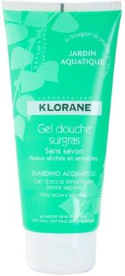 Klorane Hygiene et Soins du Corps Jardin Aquatique gel de ducha