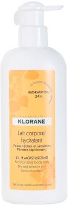 Klorane Hygiene et Soins du Corps hydratační tělové mléko