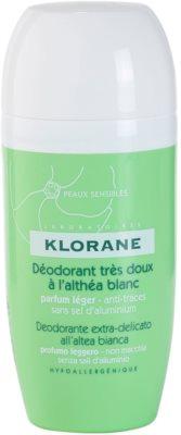 Klorane Hygiene et Soins du Corps dezodorant roll-on