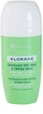 Klorane Hygiene et Soins du Corps дезодорант кульковий