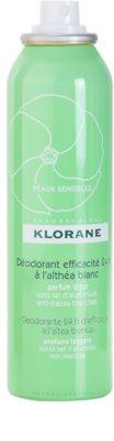 Klorane Hygiene et Soins du Corps dezodorant v pršilu 1