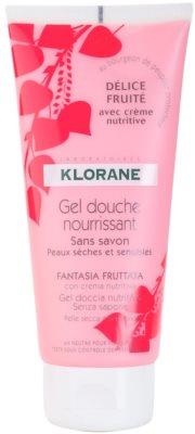 Klorane Hygiene et Soins du Corps Délice Fruité овлажняващ душ гел