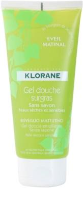 Klorane Hygiene et Soins du Corps Eveil Matinal tusfürdő gél