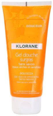 Klorane Hygiene et Soins du Corps Douceur gel za prhanje