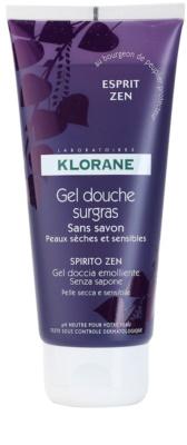 Klorane Hygiene et Soins du Corps Esprit Zen gel de ducha
