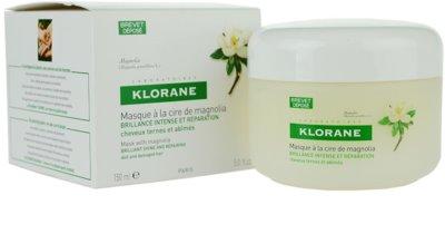 Klorane Magnolia maska za sijaj 1