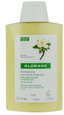 Klorane Magnolia šampon pro lesk