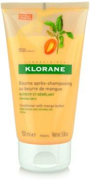 Klorane Mangue hranilni balzam za suhe lase
