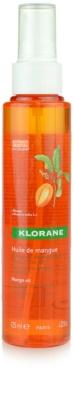 Klorane Mangue óleo para cabelo seco