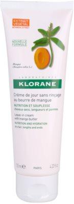 Klorane Mangue bezoplachový krém pro výživu a hydrataci