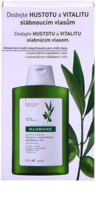 Klorane Olive Extract šampon z esencialnim izvlečkom oliv 3