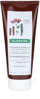 Klorane Quinine revitalizačný kondicionér proti padaniu vlasov