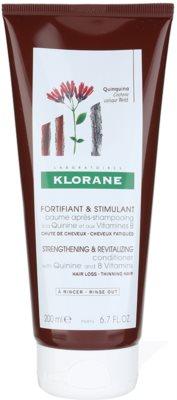 Klorane Quinine Revitalizing Conditioner To Treat Losing Hair