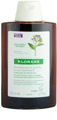 Klorane Quinine stärkendes Shampoo für geschwächtes Haar