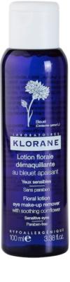 Klorane Yeux Sensibles voda za odstranjevanje ličil za občutljive oči