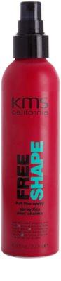 KMS California Free Shape spray do ochrony włosów przed wysoką temperaturą 1