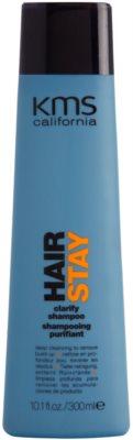 KMS California Hair Stay čisticí šampon