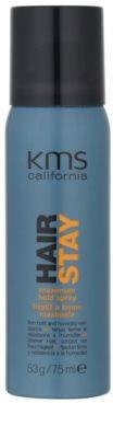 KMS California Hair Stay lakier do włosów strong
