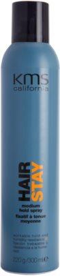 KMS California Hair Stay hajlakk közepes fixálás