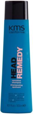 KMS California Head Remedy jemný šampon pro citlivou pokožku hlavy