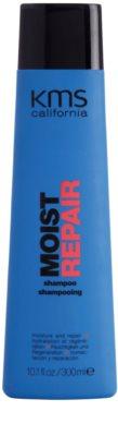 KMS California Moist Repair szampon odbudowujący włosy