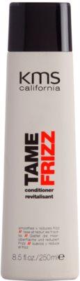 KMS California Tame Frizz odżywka wygładzająca przeciwko puszeniu się włosów