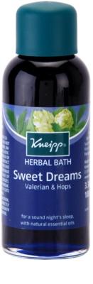 Kneipp Bath olej do kúpeľa pre pokojný spánok