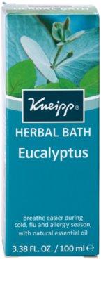 Kneipp Bath fürdőolaj megfázás esetén 2