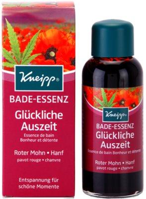 Kneipp Bath óleo de banho calmante 1