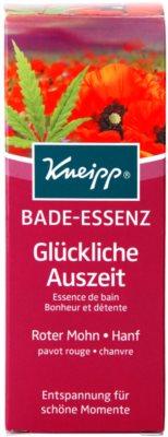Kneipp Bath nyugtató fürdőolaj 2