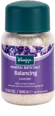Kneipp Bath entspannendes Badesalz