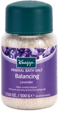 Kneipp Bath relaksacijska sol za kopel