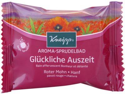 Kneipp Bath pomirjajoča šumeča tableta za kopel