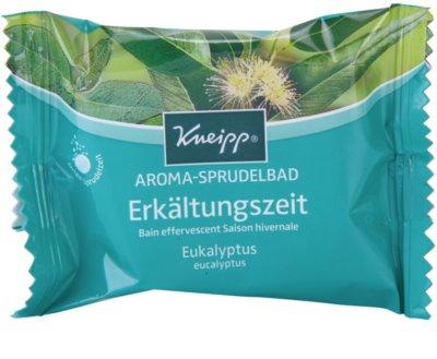 Kneipp Bath comprimidos de banhos efervescentes para resfriados